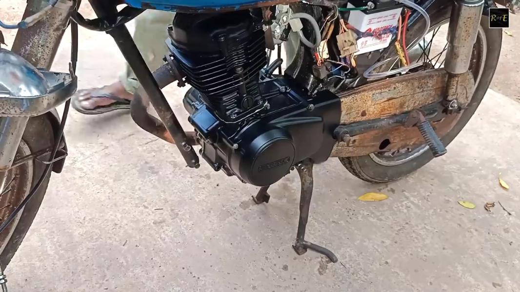 عیب یابی موتورسیکلت از روی نشانه ها